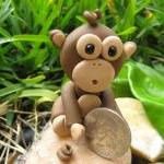 Mon Chee Chee - Polymer clay chimpa..